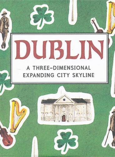 Dublin (Skylines) 纸上城市立体书:都柏林 ISBN9781406339789