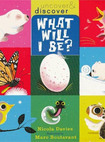 What Will I Be? (Uncover & Discover) 我会变成什么?(翻翻书) ISBN9781406328134