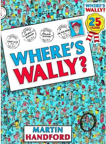 Where's Wally? 威利在哪里1 ISBN9781406305890