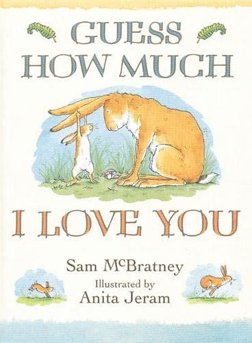 Guess How Much I Love You mini 猜猜我有多爱你(迷你装) ISBN9780744581898