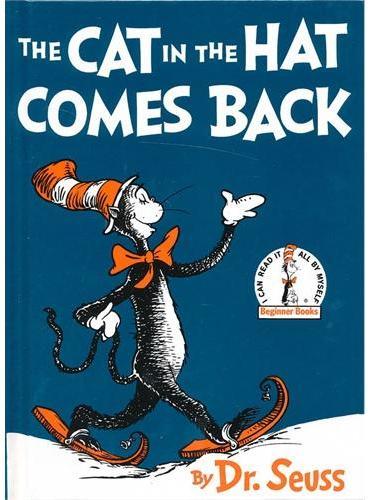 The Cat in the Hat Comes Back (Beginner Book) [Hardcover]苏斯博士:戴高帽子的猫又来了(精装) ISBN9780394800028