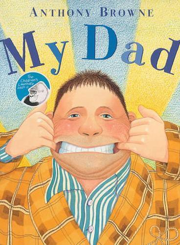 My Mum & My Dad (Anthony Browne) 安东尼·布朗绘本《我妈妈》、《我爸爸》两册套装 ISBN 9781409608394
