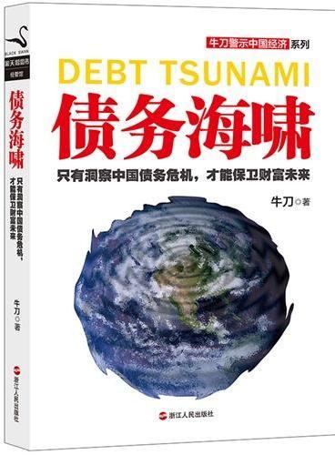 债务海啸(2013年,中国步入欠债时代!人人赚钱只为还债的时代,我们怎么办?牛刀教你看透中国债务危机,保卫你的财富!)