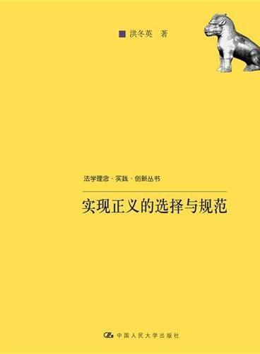 实现正义的选择与规范(法学理念·实践·创新丛书)