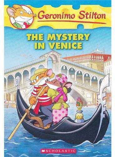 The Mystery IN Venice(Geronimo Stilton #48)老鼠记者48ISBN9780545340977