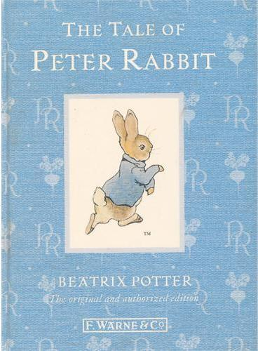 110th Anniversary Peter Rabbit Books: The Tale of Peter Rabbit 彼得兔系列:彼得兔的故事  ISBN 9780723267690