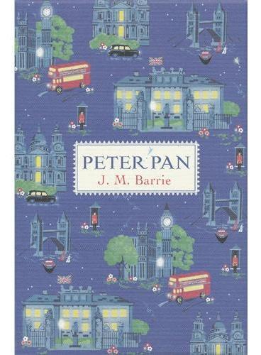 Peter Pan (Cath Kidston Editon) 彼得·潘(珍藏版)