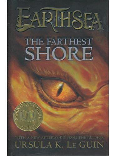 The Farthest Shore[Hardcover] 地海彼岸:《地海传奇》第三部(精装) ISBN9781442459922