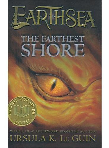 The Farthest Shore[Paperback] 地海彼岸:《地海传奇》第三部(平装) ISBN9781442459939