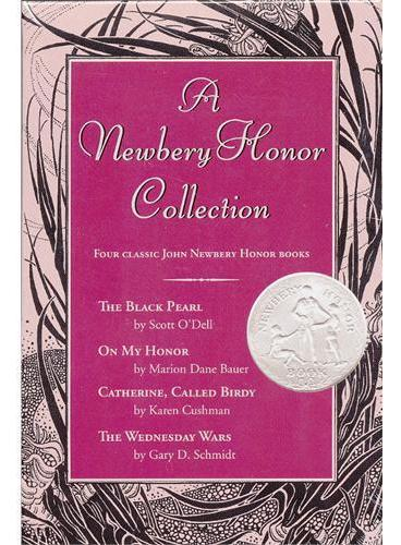 A Newbery Honor Collection boxed set 纽伯瑞银奖套装 ISBN 9780547851426