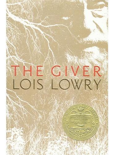 The Giver [Hardcover] 记忆传授者(1994年纽伯瑞金奖小说,精装) ISBN 9780547995663