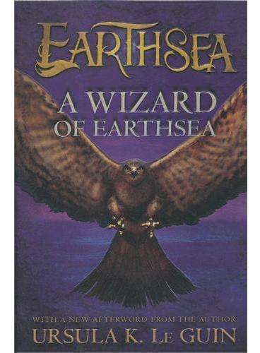 Wizard of Earthsea [Paperback]地海巫师:《地海传奇》第一部 (平装) ISBN 9780547722023