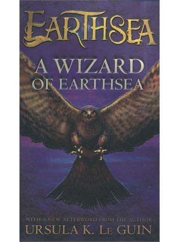 Wizard of Earthsea [Mass Market]地海巫师:《地海传奇》第一部 (平装简装) ISBN 9780547773742