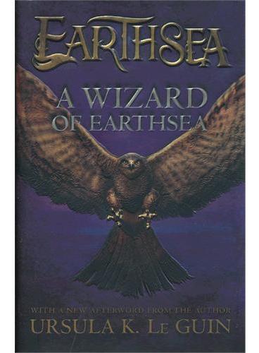 Wizard of Earthsea [Hardcover]地海巫师:《地海传奇》第一部 (精装) ISBN 9780547851396