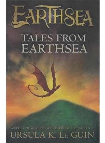 TALES FROM EARTHSEA PA 地海故事集:《地海传奇》第五部(平装)ISBN 9780547722047
