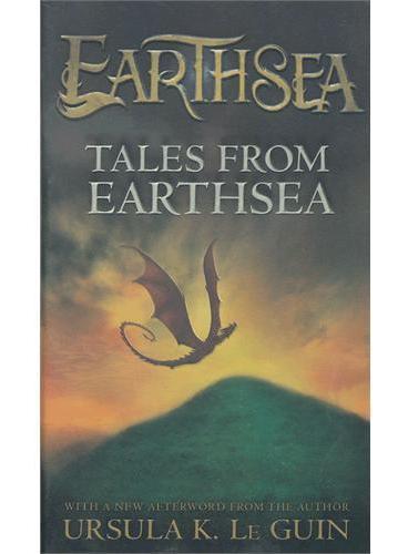 TALES FROM EARTHSEA MM 地海故事集:《地海传奇》第五部(平装简装)ISBN 9780547773704