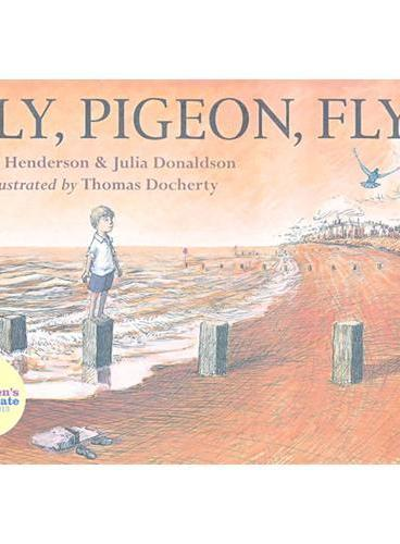 Fly  Pigeon  Fly!飞吧鸽子!ISBN9781845061876