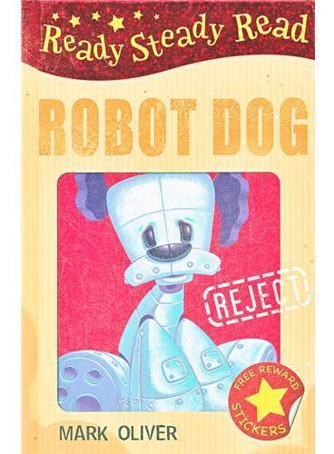 Robot Dog 机器狗 ISBN9781845068806