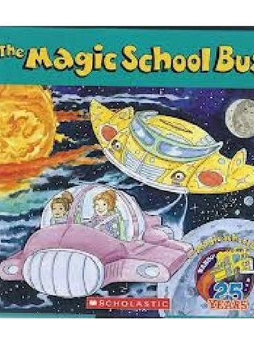 Magic School Bus Boxset 神奇校车12本套装 ISBN9780545533454