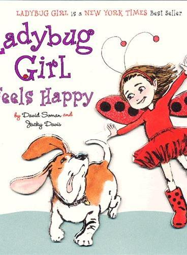 Ladybug Girl Feels Happy 瓢虫女孩很开心 ISBN9780803738904