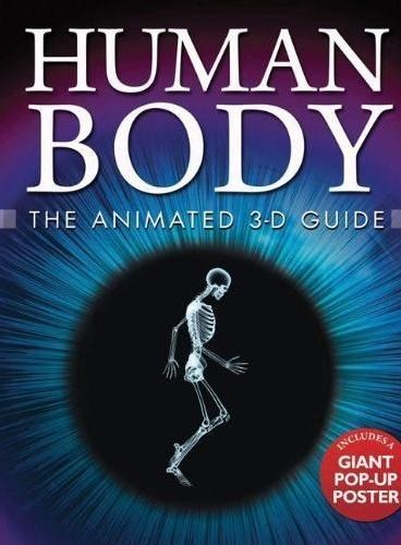 Human Body: The Animated 3-D Guide 3D指南:人体(平装大开本) ISBN9781607102472