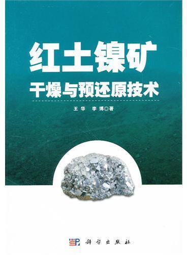红土镍矿干燥与预还原技术