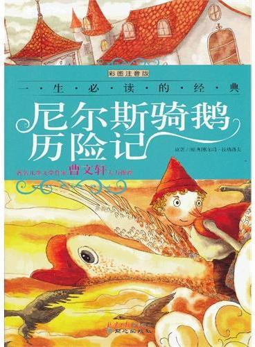 一生必读的经典系列:尼尔斯骑鹅历险记