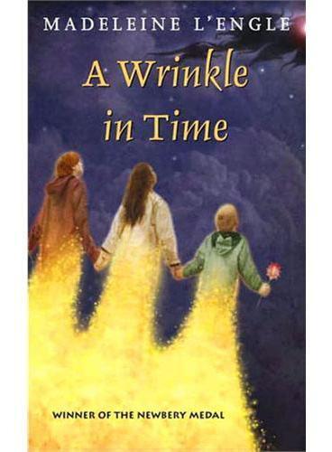 A Wrinkle in Time (B format) 时间的皱纹 1963年纽伯瑞金奖小说 ISBN 9780312367541