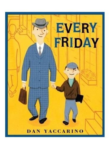 Every Friday 最爱星期五 ISBN 9781250004734