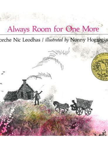 Always Room for One More 永远都还有一个空间 1966年凯迪克金奖绘本 ISBN 9780805003307