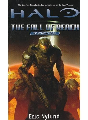 Halo: The Fall of Reach 光晕:致远星的沦陷 ISBN 9780765367297