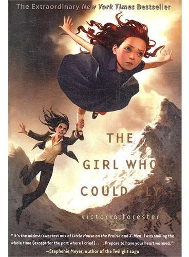 The Girl Who Could Fly 会飞的女孩 ISBN 9780312602383
