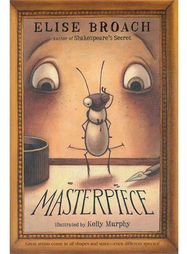 Masterpiece 麦克米伦世纪大奖小说《杰作》 ISBN 9780312608705