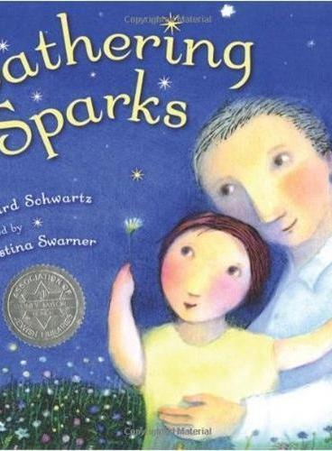 Gathering Sparks (Hardcover) 收集星光荣获Sydney Taylor Award(精装)ISBN 9781596432802