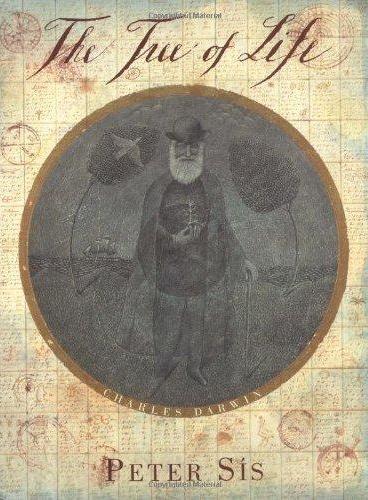 The Tree of Life: Charles Darwin (Hardcover) 达尔文和生命之树 2003年纽约时报最佳绘本(精装)ISBN 9780374456283