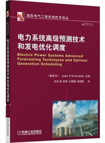 电力系统高级预测技术和发电优化调度(重点介绍理解与解决发电系统管理方面的关键问题,着重实践。)