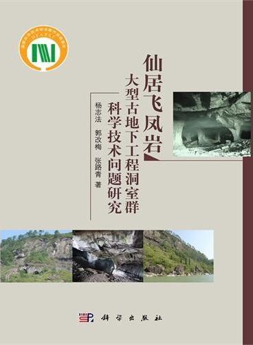 仙居飞凤岩大型古地下工程洞室群科学技术问题研究