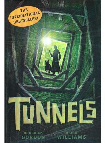 TUNNELS BOOK 1: TUNNELS 隧道系列#1:恐怖隧道ISBN9780439871778