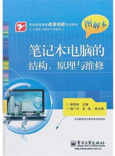 笔记本电脑的结构、原理与维修