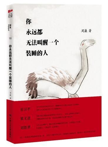 你永远都无法叫醒一个装睡的人(精装版,2012年最畅销图书之一,加印15次,崔卫平、梁文道、刘苏里鼎力推荐!)