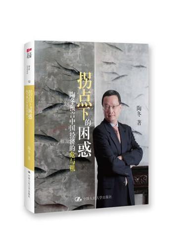 拐点下的困惑(国际著名经济学家陶冬博士观察中国经济18年的集大成之作,透过剖析世界经济格局及中国经济发展的脉络,预言处于新一轮改革下的中国经济将何去何从)