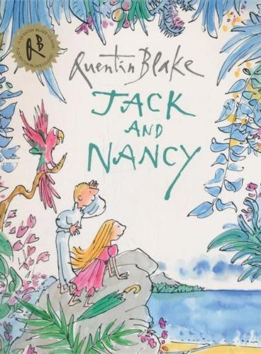 Jack and Nancy 杰克和南希 ISBN 9781849416894