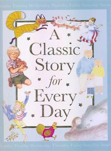 A Classic Story for Every Day 每天一个经典故事 ISBN 9780857540164