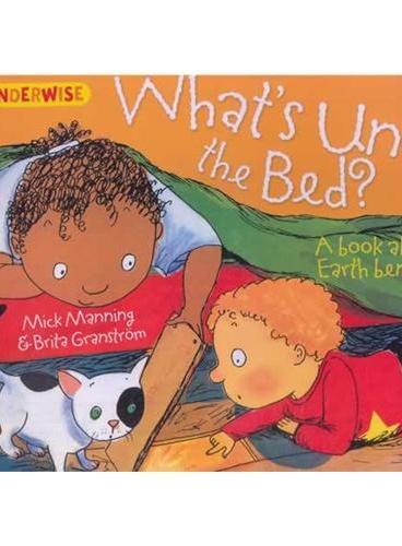 Wonderwise: What`s Under The Bed? 简单的科学:脚下是什么——从地面到地核(4岁以上) ISBN 9781445128825