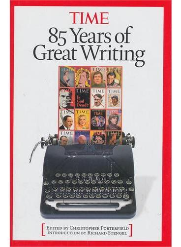 Time: 85 Years of Great Writing (9781603200189)