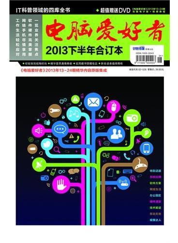 2013年《电脑爱好者》合订本(下)