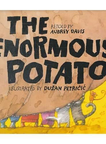 Enormous Potato, The巨大的土豆 ISBN 9781550746693