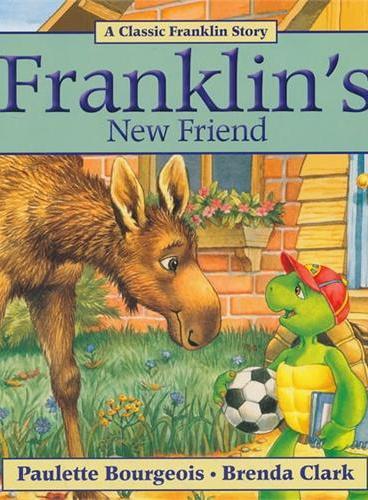Franklin's New Friend小乌龟富兰克林:富兰克林的新朋友(经典故事书) ISBN 9781554537730