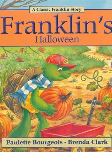 Franklin's Halloween小乌龟富兰克林:富兰克林的万圣节(经典故事书) ISBN 9781554537860