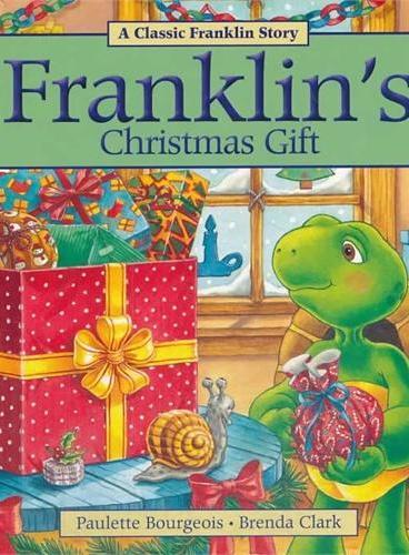 Franklin's Christmas Gift小乌龟富兰克林:富兰克林的圣诞礼物(经典故事书) ISBN 9781771380010